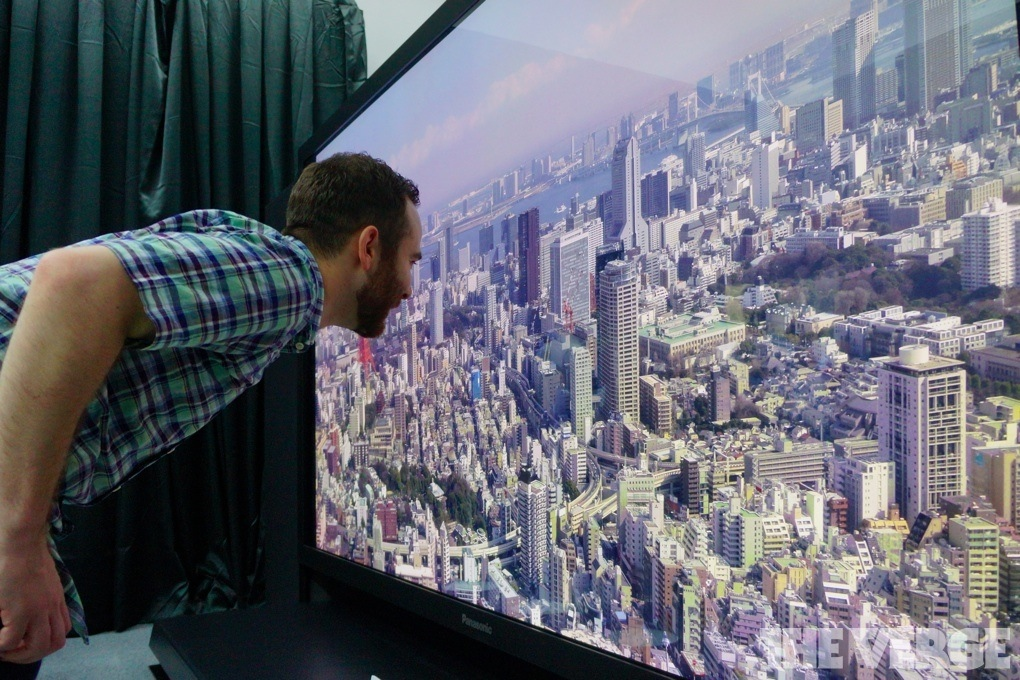 Japan To Test 8k TV Broadcasting Innovation