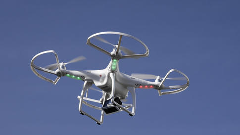 US Gives Out First Business Permit To Fly Drone Over Land