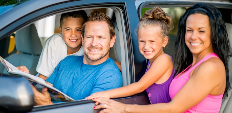 Travel Safely With Your Family On Holiday