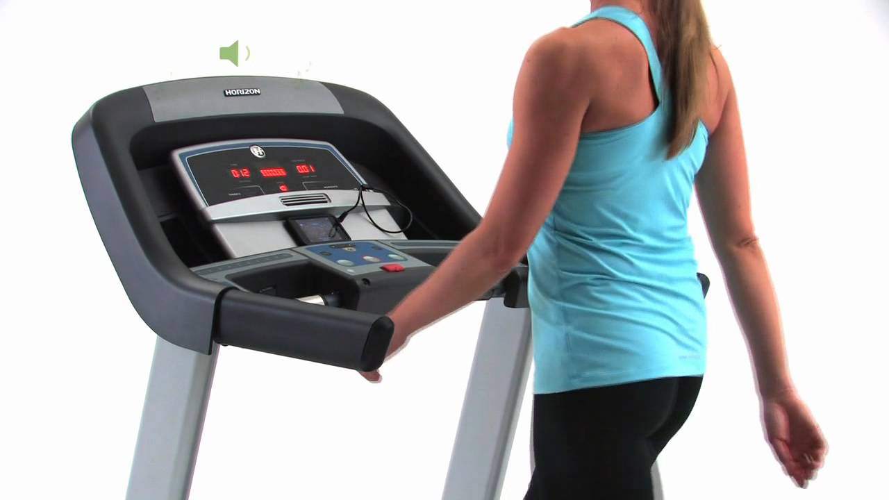 How Can A Horizon T101 Cardio Session Benefit A Person?