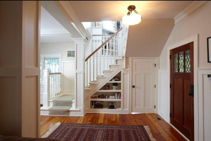6 Practical and Creative Ways To Use The Stair Space