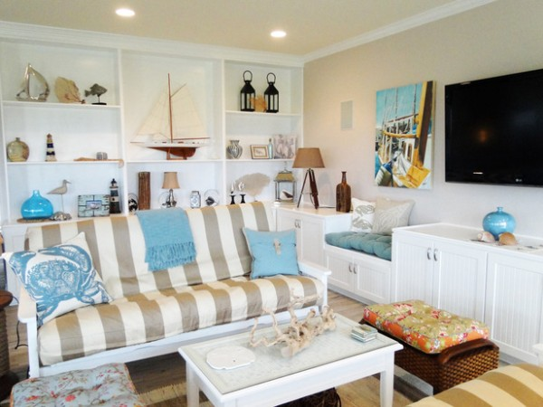 How- To Create A Beach Themed Decor