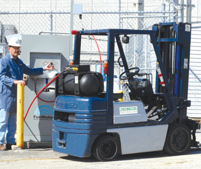Benefits Of Gas Forklifts