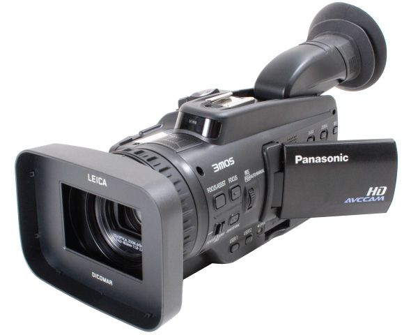 The Best Of Video Makers Have Arrived From Panasonic- The 4k Camcorder!