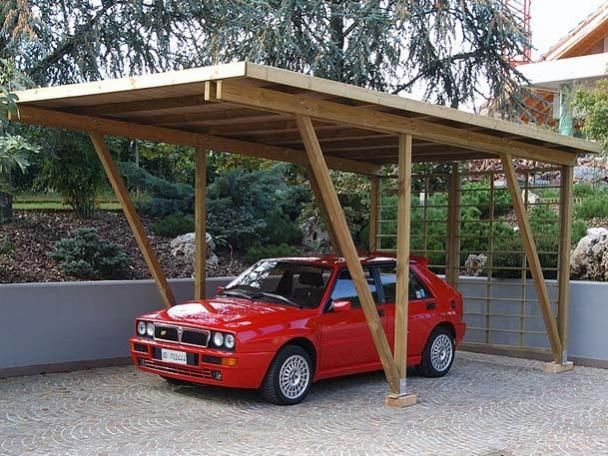 Improve Your Property with a Carport