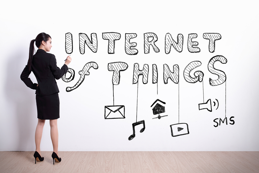 Businesses of all size can benefit from IoT