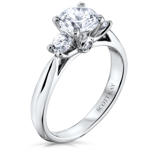 DIAMOND ENGAGEMENT RING MOUNTING