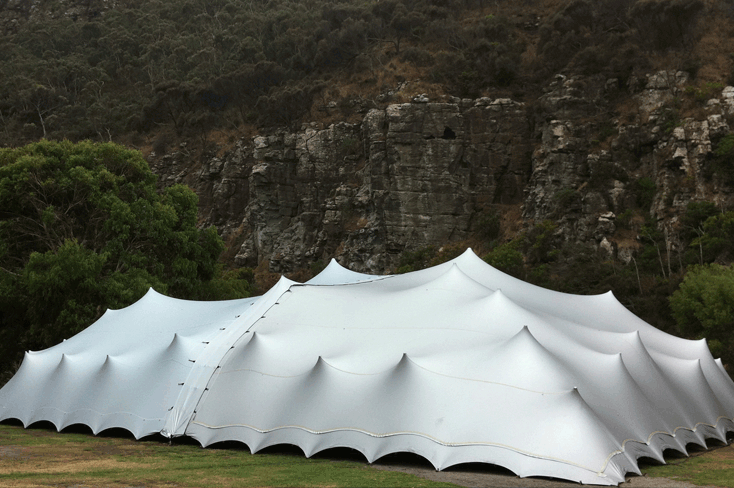 Stretch Structures inflatable marquee