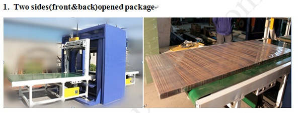 Choose Stretch Wrapper Rather Than Forklifts