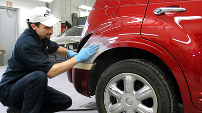When Should You Consider Contacting A Collision Repair Shop