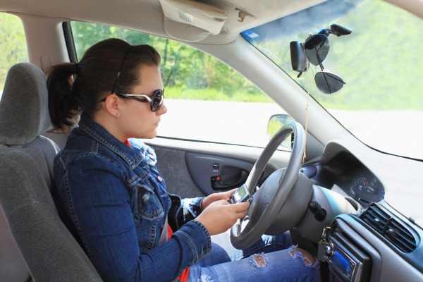 New Technology In Vehicles Distract Drivers