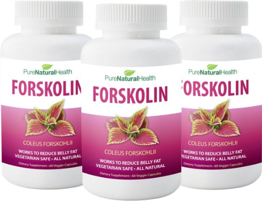 Forskolin Is The Natural Product