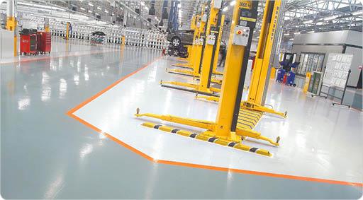 Which Industrial Flooring Manufacturer