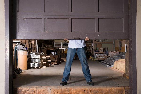 Can A Thief Open Your Garage Door