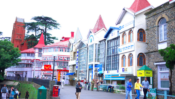 Best Hotels in Shimla