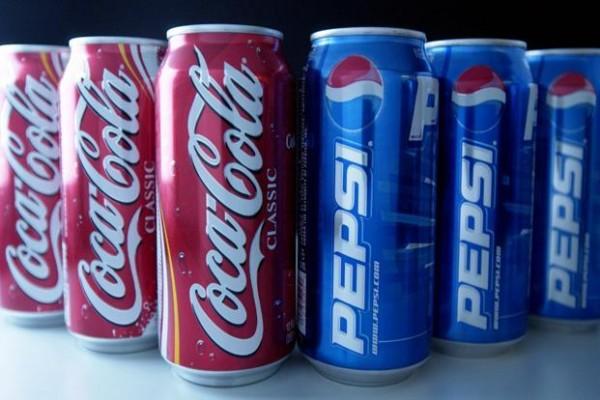 Coca-Cola And Pepsi Competition