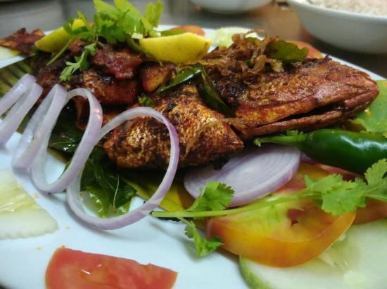 Sea Food Platter Verkala