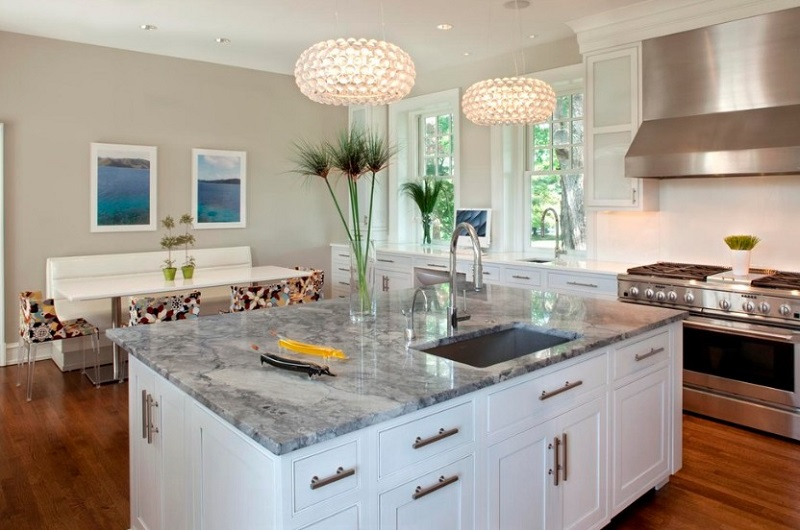 Quartzite worktops