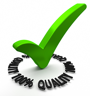 ensure quality assurance