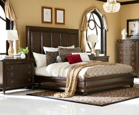 Recognize the distinctive qualities of american drew for American bedrooms