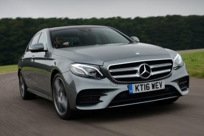 Mercedes E-Class – The Luxury on Road