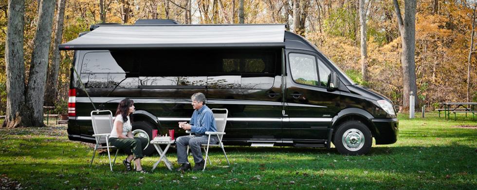 Why Choose Recreational Vehicles or Motorhomes
