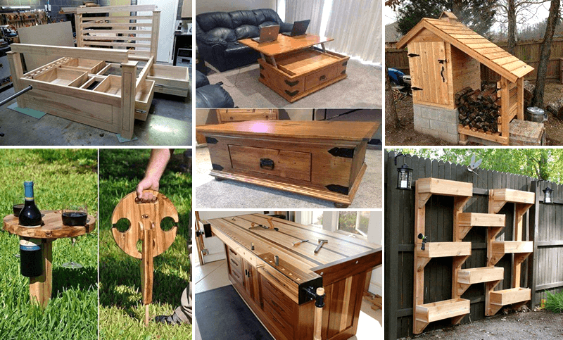 The Easy Woodworking Projects You Can Feel Confident of Handling