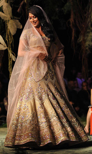 Designer Lehengas from The Couture Of Tarun Tahiliani