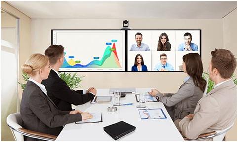 The Principle and Function Of Video Conference System