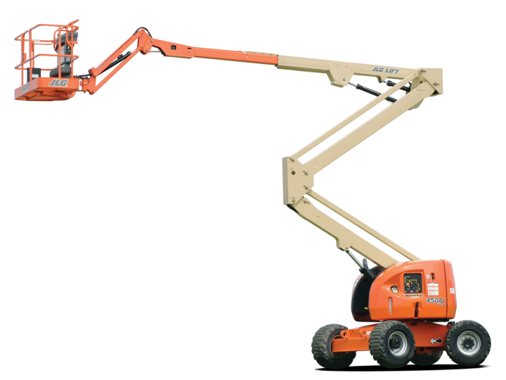 CHOOSING THE RIGHT BOOM LIFT