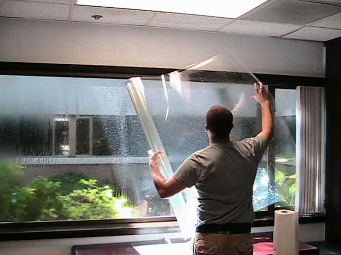 The Added Business Security Of Blast Proof Window Film