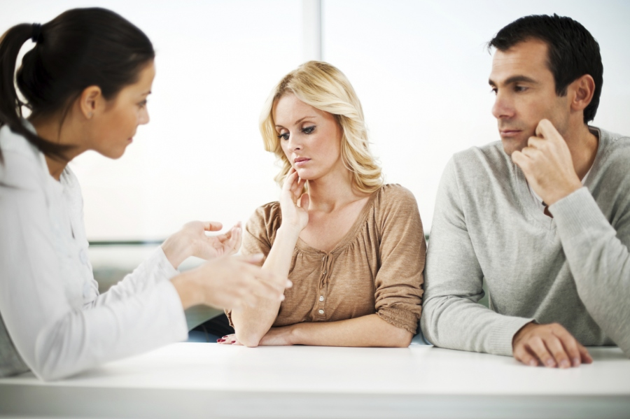 Your First Visit To A Marriage Counselor Helps In Making Decision
