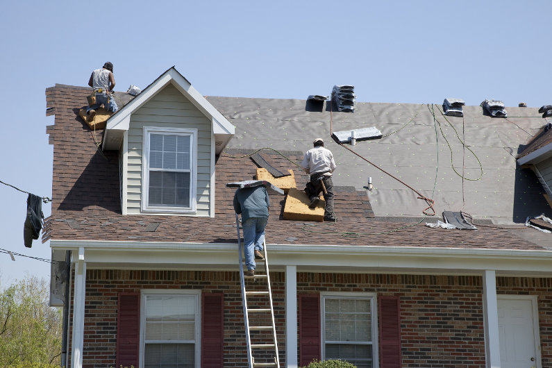 Getting Your Roof Repair Task Done