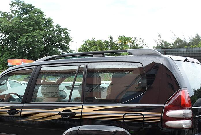 Reasons To Have Roof Rack Installed In Your Latest Prado