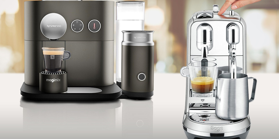 Nespresso Machines- The Right Coffee Maker