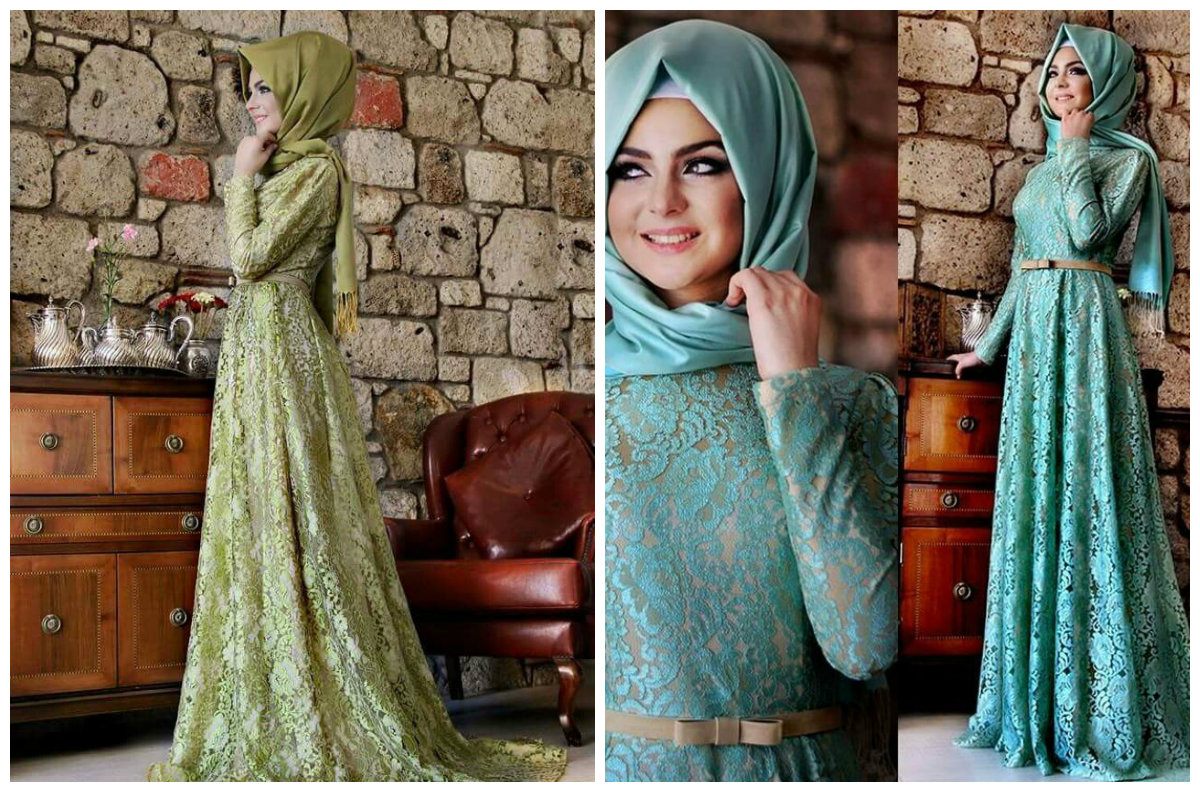 How To Style and Abaya To Attend A Wedding