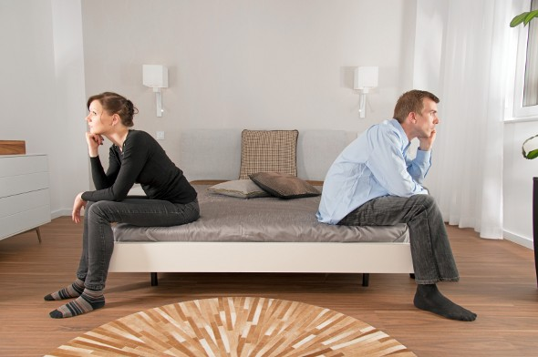 Splitting Time, Money, and Property With Your Partner