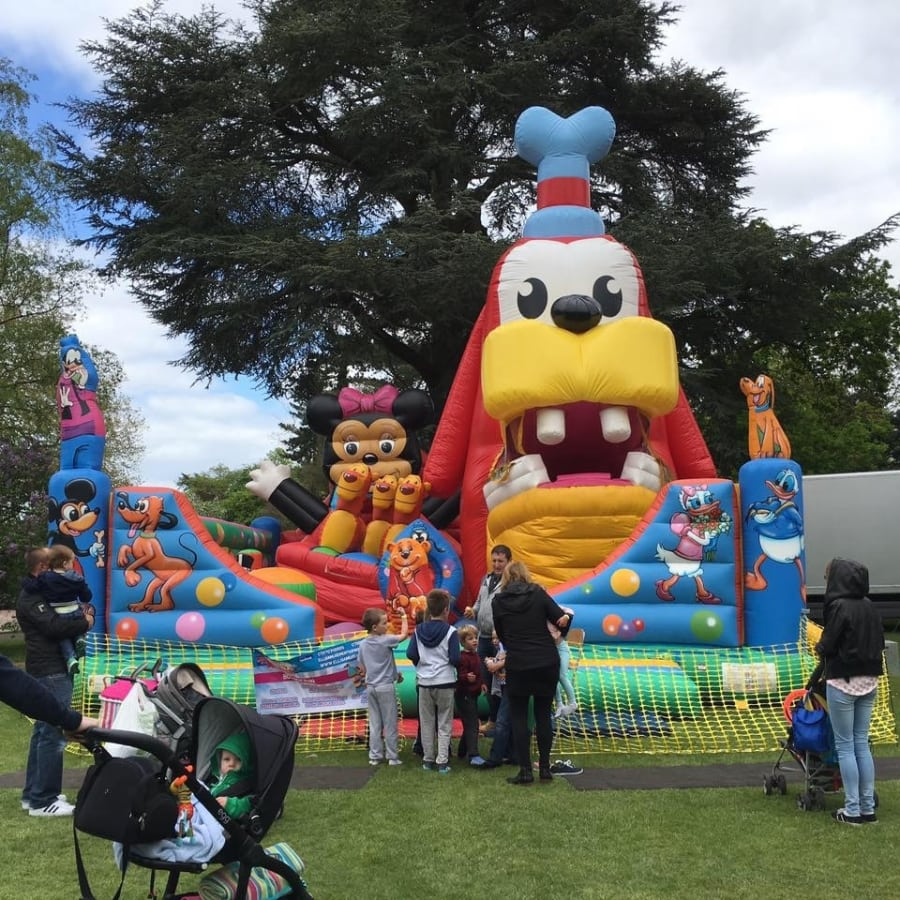 Tips For The Best Performance In Bouncy Castle Business