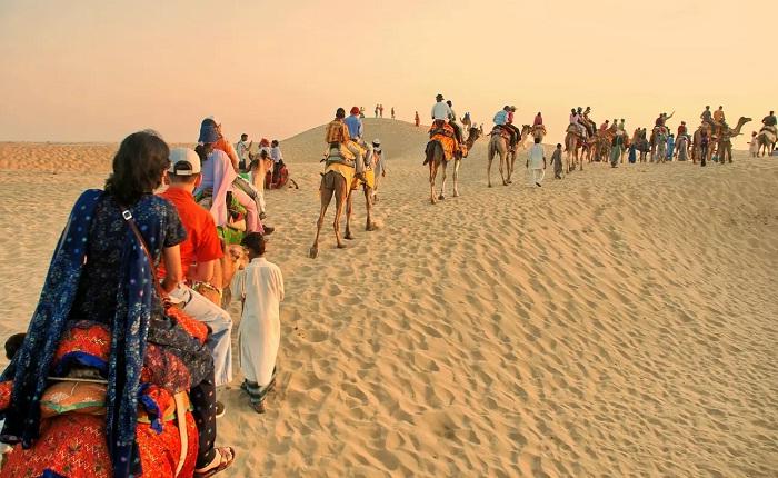 Desert Safari, Rajasthan
