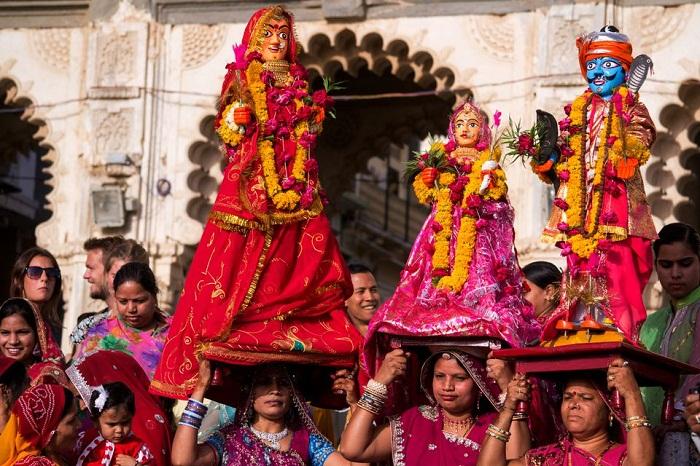 Rajasthani Festival