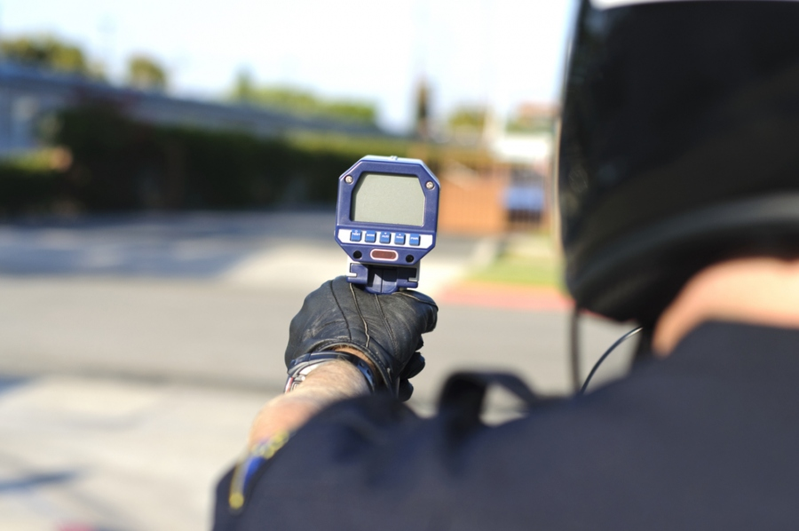4 Top Tips To Help You Deal With Speeding Tickets
