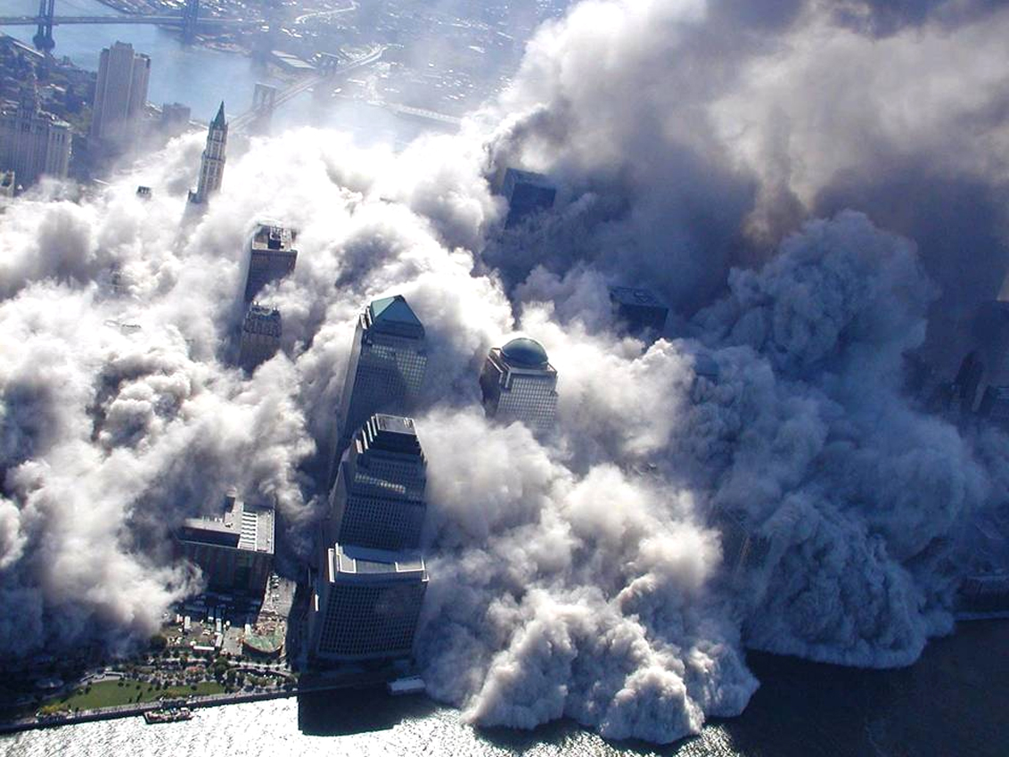9/11 Dust Cloud May Have Brought On Broad Pregnancy Issues