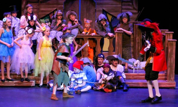 Captivating the Kids with a Live Theater Show