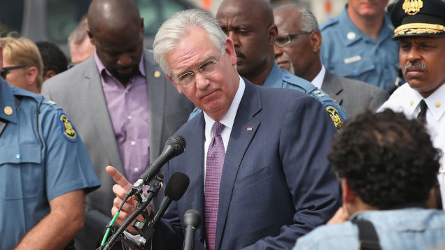 Missouri Governor Declares Emergency In Ferguson
