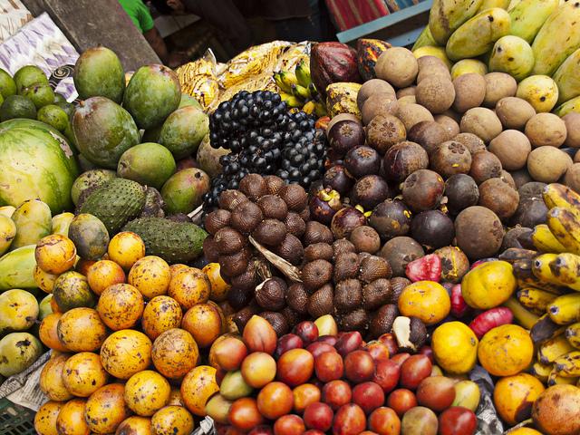 Vegan In French Polynesia