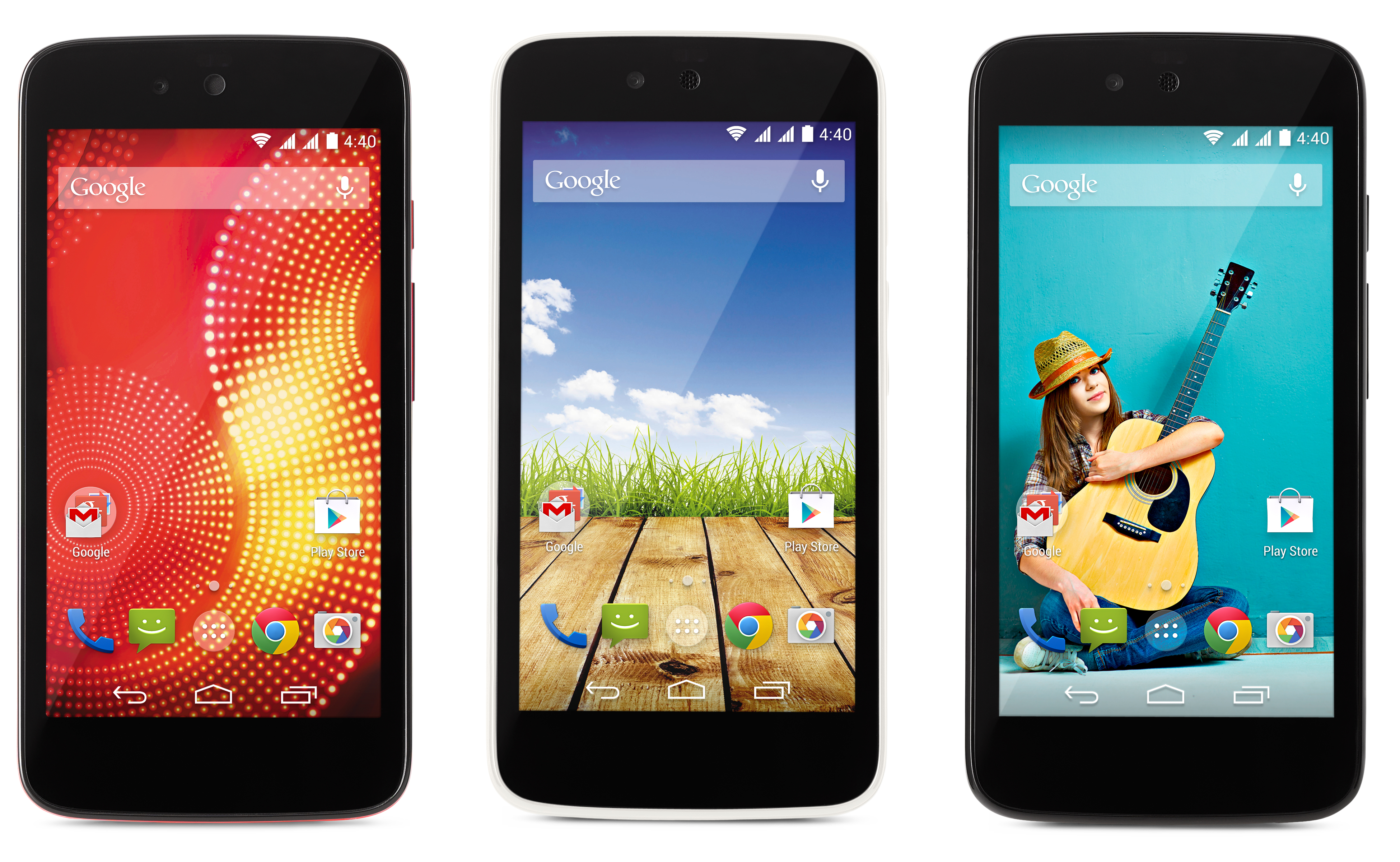 Google Rolls 3 Cheap Android One Smartphones In India At Price $105