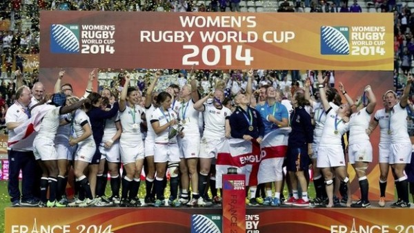 Ladies' game is front page news worth cheering about