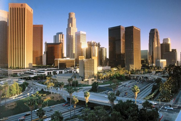 Los Angeles - City of Angeles