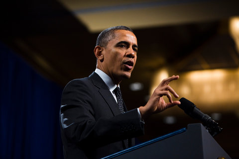 Seeking to Ease Worries Obama Says the World Has Always Been Messy