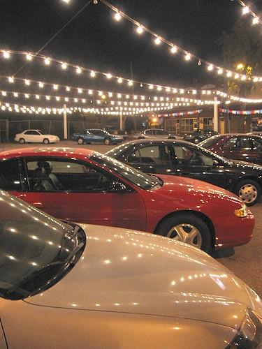 Visiting A Car Lot